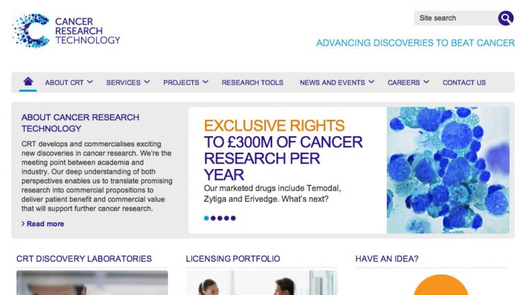 CRUK Commercial Partnerships